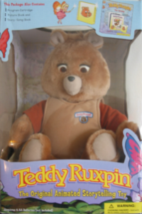 Teddy_ruxpin Backpack