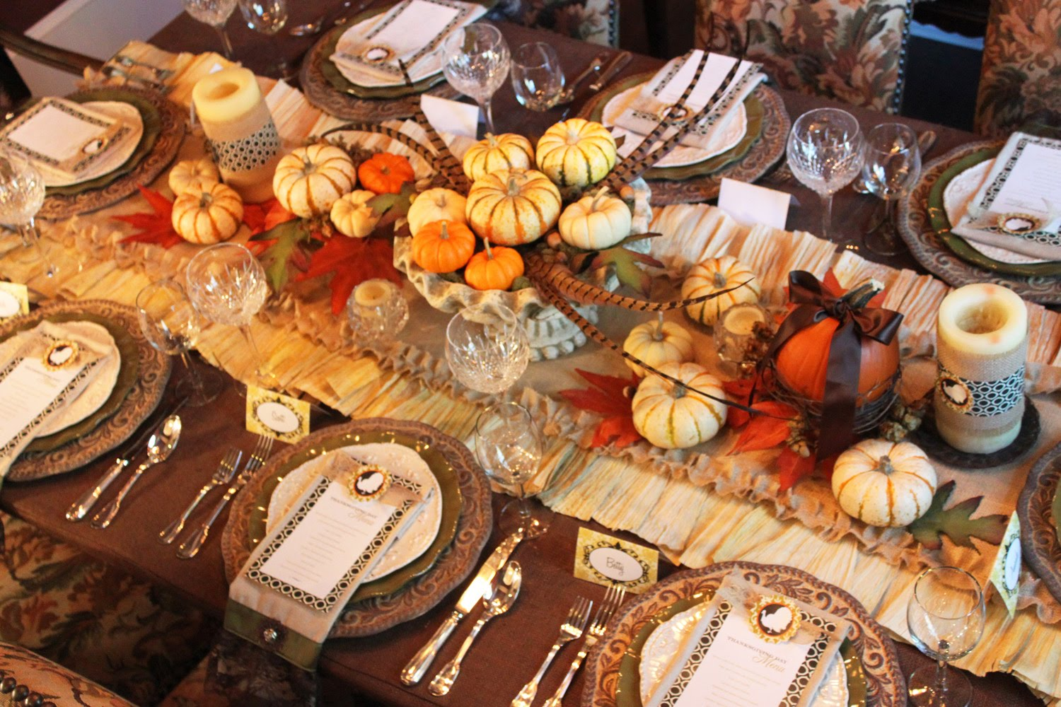 If You Love Your Family, You Will Use This Thanksgiving Menu